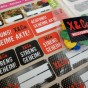 Als Belohnung für die aktive Teilnahme an X&Co. erhalten die Agenten Give-Aways, wie z.B. Sticker, Wasserbomben, Pflaster oder ...